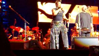 Paul Simon Graceland concert Amsterdam - Thandiswa Mazwai and Hugh Masekela - African Sunset