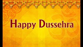 Dussehra Wish Video   Happy Dussehra wishes   SMS Message   Greetings   Whatsapp Video 2017