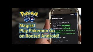 [Root Hack] Pokemon Go 0.123.1 | Spoofing In Rooted Android Devices | Through All The Security Patch