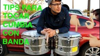 Erik V - TIPS PARA TOCAR CUMBIA DE BANDA