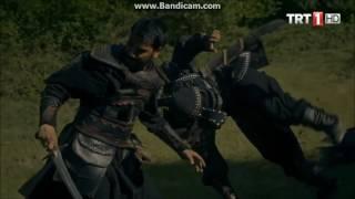 diriliş ertuğrul 56 bölüm savaş sahneleri  1