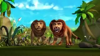 മാൻകുട്ടിയുടെ കുസൃതി | Kinginikkadu [ കിങ്ങിണിക്കാട് ] | Latest Malayalam Kids Animations
