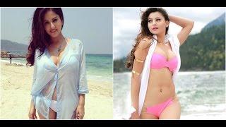 Sunny Leone & Urvashi Rautela