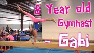 Meet 8 Year old Gymnast Gabi| Rachel Marie