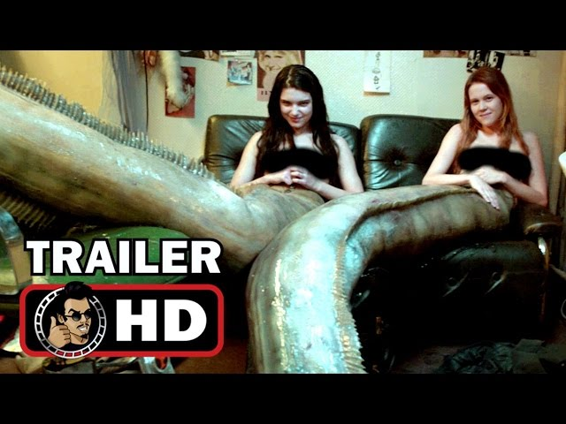 THE LURE - Official Red Band Trailer (2017) Mermaid Horror Musical Comedy Movie HD
