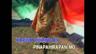 Ang Bayan Kong Sinilangan as popularized by Asin Video Karaoke