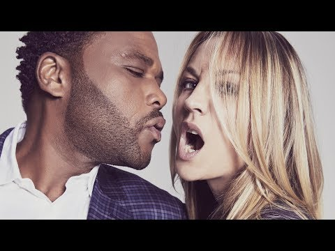 Actors on Actors Kaley Cuoco and Anthony Anderson Full Video