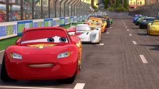 Cars 2 [HD] #9 Gameplay with Hook, Mater, Lightning McQueen, Holley, Luigi, Guido, Piston Cup