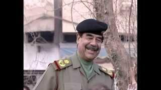 البارحه بالحلم واجهت صدام أبو عدي اللي عليه الزعامه