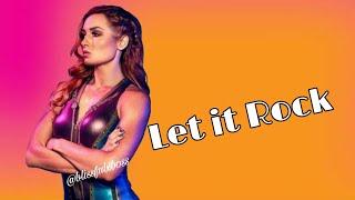 Becky Lynch mv- Let It Rock (Let it Roar MVC)