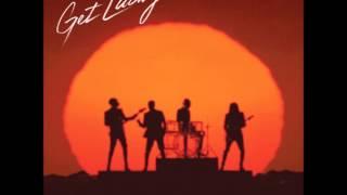 Get Lucky - Daft Punk (OFFICIAL RADIO EDIT)