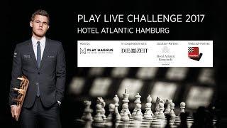 Magnus Carlsen's Play Live Challenge