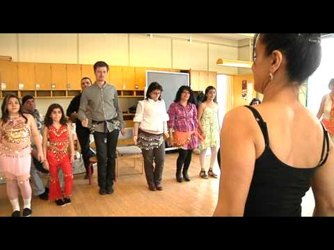 Learn to Dance Arab تعليم الرقص الشرقي