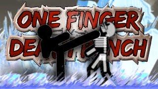 O JOGO DO XIAO XIAO | One Finger Death Punch