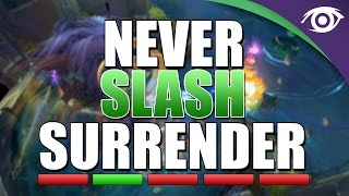 Never Slash Surrender - CodyPOV, Collective