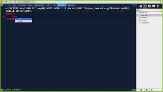 Summer of Code 2018 - HTML