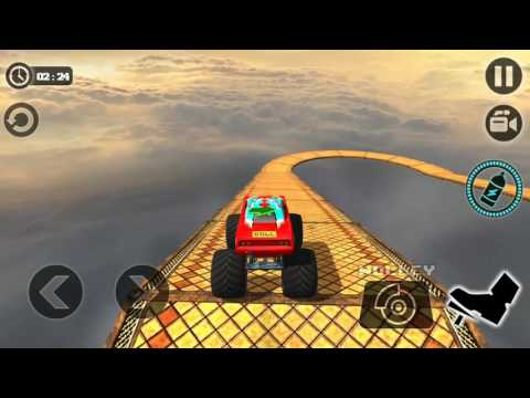Xxx Mp4 I FAILED Crazy Monster Truck Legends 3D Impossible Car Stunts Games For Kids Android Gameplay HD 3gp Sex