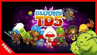 DOWNLOAD BLOONS: TOWER DEFENCE 5 FULL VERSION FOR FREE!! - [ANDROID TUTORIAL]