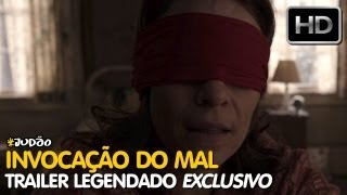 INVOCAÇÃO DO MAL | The Conjuring | Trailer LEGENDADO [HD]