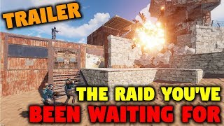 THE RAID YOU'VE ALL BEEN WAITING FOR | Unstoppable Trailer