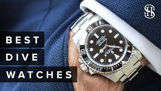 Dive Watches for Men (5 Of My Favorites)