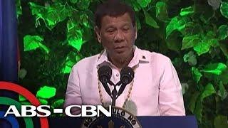 Bandila: '5-6', gustong ipatigil ni Duterte