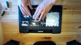 Lenovo G580 RAM,HDD,DVD and WiFi upgrade