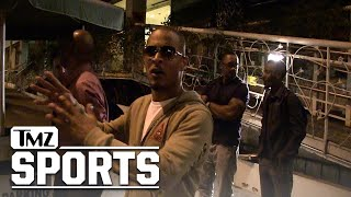 8-Year-Old Football Protesters Get Props from T.I. | TMZ Sports