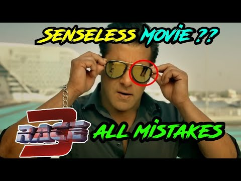 Xxx Mp4 Race 3 Funny Mistakes Race 3 Review Oscar Winning Movie Roasting Guru 3gp Sex