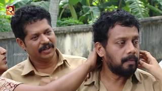 Aliyan VS Aliyan   Comedy Serial by Amrita TV   Episode : 124   poya kili