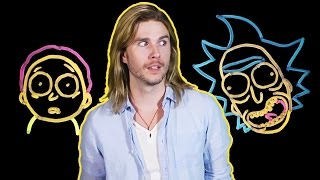 The Science Behind RICK AND MORTY's Rickstaverse! (Because Science w/ Kyle Hill)