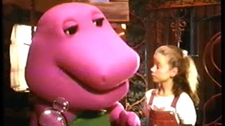 Barney's Great Adventure (1998) Trailer (VHS Capture)