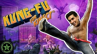 Let's Play - Kung-Fu for Kinect