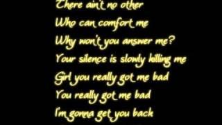 Misery- Maroon 5 Lyrics