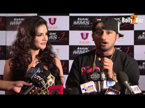 Xxx Mp4 Exclusive Sunny Leone Honey Singh S Full Interview 3gp Sex