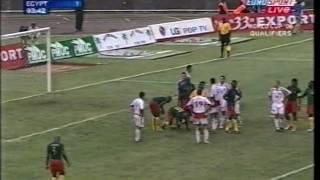 QWC 2006 Cameroon vs. Egypt 1-1 (08.10.2005)