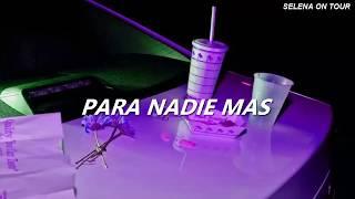 Selena Gomez - Undercover (Letra en Español) - Lyrics