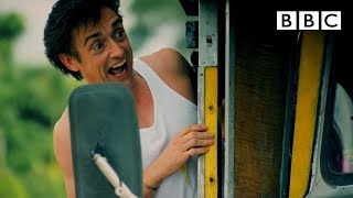 Burma's long distance lorries - Top Gear Burma Special: Series 21 Episode 6 - BBC Two
