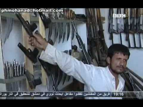 تحقيق تجارة السلاح في اليمن لا تعرف الحدود