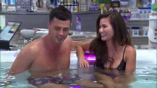 Hot Tub Date - The Bachelor