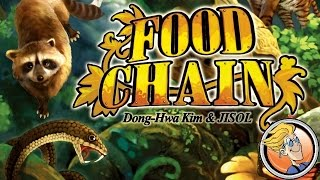 Food Chain overview — Spiel 2014