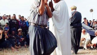 Danse populaire algérienne 14 رقص شعبي جزائري