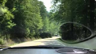 Porsche Boxter - Tail of The Dragon