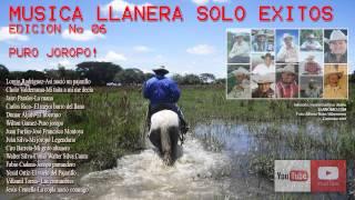 MUSICA LLANERA SOLO EXITOS EDICION No 6 PURO JOROPO
