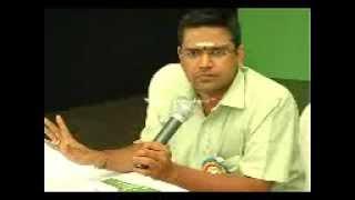 Saravana prasad speech 2