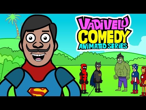 Xxx Mp4 SuperHero Cartoon Vadivelu Comedy Animated Version Kaipulla Ep 1 3gp Sex