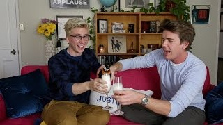 """""""The Justin Root Show""""-  YouTube Superstar Tyler Oakley Interview"""