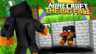 Minecraft roleplay - BABY MAX TAKES A BIG FALL - donut the dog