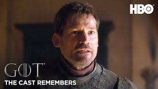 The Cast Remembers: Nikolaj Coster-Waldau on Playing Jaime Lannister   Game of Thrones: Season 8 (HB