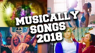 Top 50 Musically Songs 2018